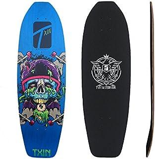 TXIN - Surfskate Deck Downhill Dead 31,5 monopatin Skate ...