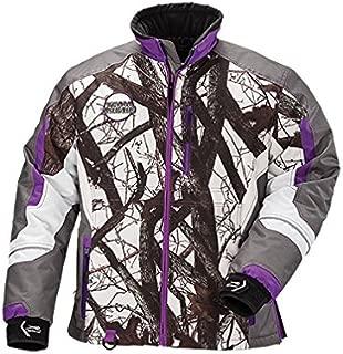 Arctic Cat Women's Jacket Purple Large