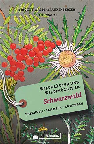 Wildkräuter und Wildfrüchte im Schwarzwald. Erkennen, sammeln, anwenden. Wildpflanzen-Ratgeber für Wanderer, Sammler und botanisch Interessierte. Inklusive Beschreibungen und Anwendungshinweise.