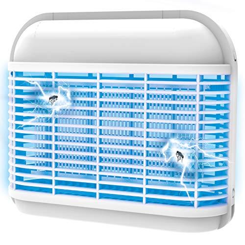 Gardigo Insektenvernichter 60m² I Fluginsektenvernichter I elektrischer Insektenvernichter I UV Insektenfalle