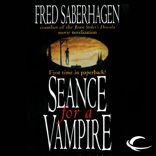 Seance for a Vampire audiobook cover art