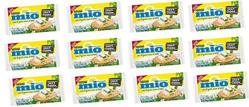 12x Nestlè Formaggino Mio Classico glutenfrei Käse Frischkäse reich an Kalzium 125g
