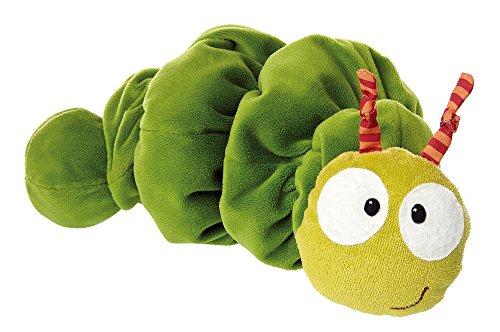 SIGIKID Mädchen und Jungen, Aktiv-Spielzeug Rattel-Schnecke zum Aufziehen, Babyspielzeug, empfohlen ab 3 Monaten, Grün, 41294