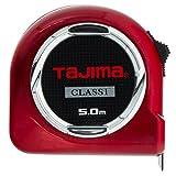 Tajima H1550MW Hi-Lock-Cinta m&eacutetrica, Rojo, 4781540, 5 m x 25 mm