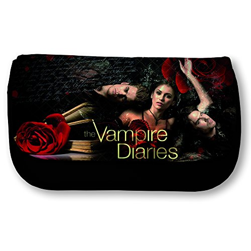 Schwarze Federmappe The Vampire Diaries