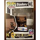 Jokoy Funko Pop Football : Antonio Brown (Only at Toysrus) 3.75inch Vinyl Gift for NFL Fans Chibi