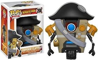 Funko POP Games Borderlands Emperor Claptrap Action Figure