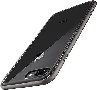 Spigen Neo Hybrid Crystal [2nd Generation] Designed for Apple iPhone 8 Plus Case (2017) / Designed for iPhone 7 Plus Case (2016) - Gunmetal