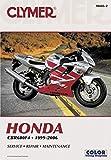 Clymer Repair Manual for Honda CBR600F4 CBR-600 F4 99-06