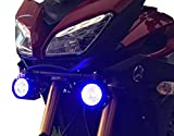 Support pour phares Yamaha MT-09 Tracer '15-'17
