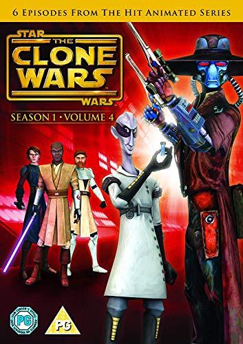 Star The Clone Wars-Saison 1-Volume 4
