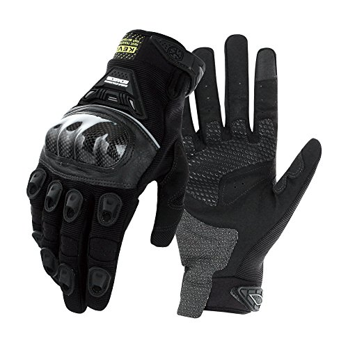 SCOYCO Men's Race Extreme Sports Protective Outdoor Motorcycle Gloves