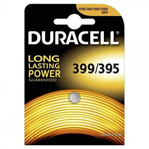 Duracell Knopfzelle SR927W 1er Blister, Silberoxid, 1,55V