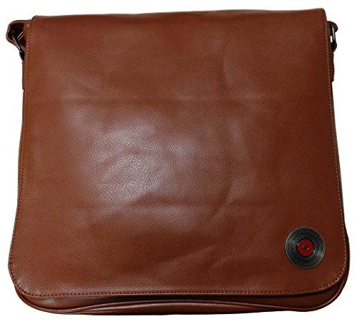 VINYL POD - Premium Tan Record Bag (1 Accessories)