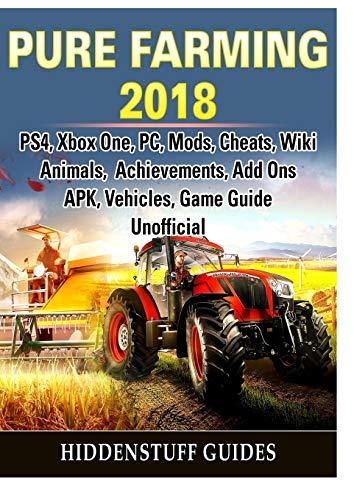 PURE FARMING 2018 PS4 XBOX 1 P