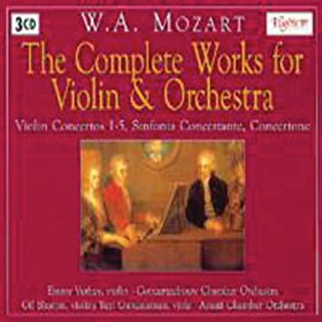 Complete Works For Violin and Orchestra Part: 18