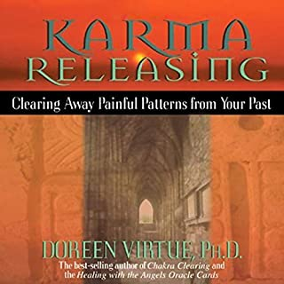 Karma Releasing                   By:                                                                                                                                 Doreen Virtue                               Narrated by:                                                                                                                                 Doreen Virtue                      Length: 25 mins     202 ratings     Overall 4.5
