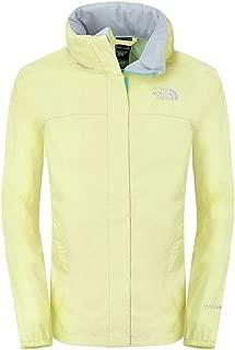 Girls Resolve Reflective Jacket Hamachi Yellow L