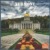Vermont State Calendar 2022: Official Vermont State Calendar 2022, 16 Month Calendar 2022