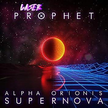 Alpha Orionis Supernova