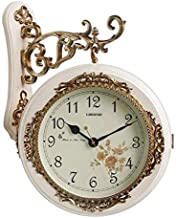 Two-side Face Wall Clocks- Lisheng AB8075WS(B) KEWI Clock