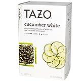 Tazo Teas, Cucumber White Tea, 20 Filterbags, 1.2 oz (34 g) - 2pc