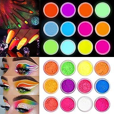 Pigmento Polvo para Uñas