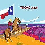 Texas 2021 Calendar