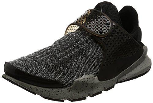 Nike Sock Dart SE Premium 859553-001, Herren Traillaufschuhe schwarz 47,5 EU