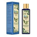 Blue Nectar Tea Tree Healthy Scalp and Anti Dandruff Hair Oil with 12 Ayurvedic herbs (12 Herbs, 3.4 Fl Oz)