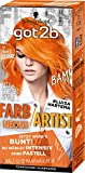 Schwarzkopf Got2b Farb/Artist Haarfarbe, 108 Neon Orange, 1er Pack (1 x 80 ml)