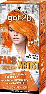 Schwarzkopf Got2b Farb/Artist Haarfarbe