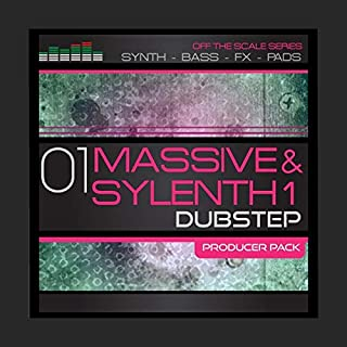 MASSIVE & SYLENTH - DUBSTEP 'OFF THE SCALE' contiene una combinación de preajustes NI MASSIVE y SYLENTH1 de sonidos Bass, Synth, FX & Pads diseñados para las últimas pista...| Download