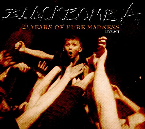21 Years of Pure Madness/Live Act