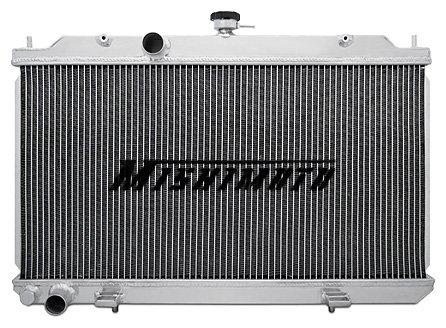 Mishimoto MMRAD-SEN-00 Performance Aluminum Radiator Compatible With Nissan Sentra SE-R Spec-V 2002-2006