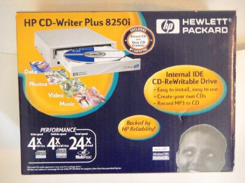 Hewlett Packard C4464B CD-Writer Plus 8250i (Internal Drive)