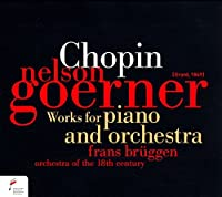 Works for Piano & Orchestra by F. Chopin (2010-02-09)