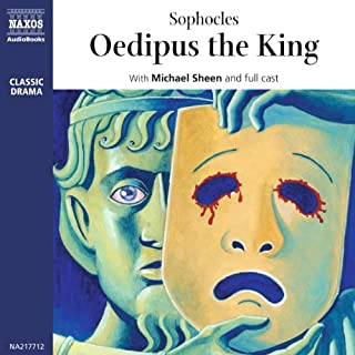 Oedipus the King cover art