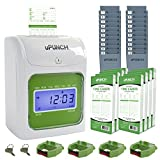 uPunch Small Business AutoAlign Time Clock Start-Up Kit (HN3540)