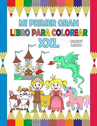 Amazones Libros Para Colorear Para Niños De 3 Años