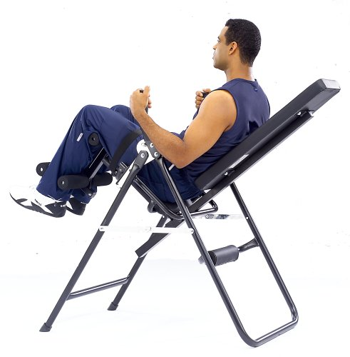 Health Mark IV18600 Pro Inversion Therapy Chair 3