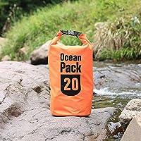 スポーツ防水バケットバッグ屋外漂流防水バケットバッグPVCラミネートビーチ防水バックパック