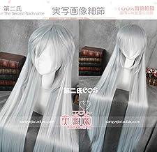 Pelucas de Cosplay Anime Moka Girl Sakura Inquisitor Moon Pandora'S Heart White Rabbit Lingqi Duanmuxi Cos Wig 717