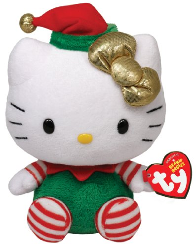 TY - Hello Kitty Weihnachts-Beanie [UK Import]
