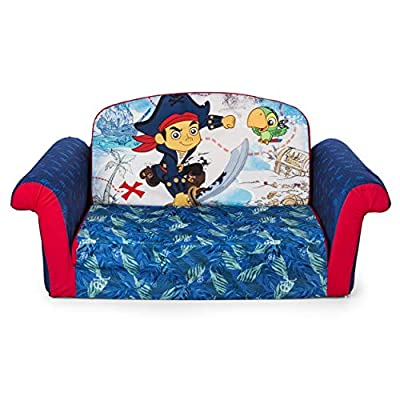 Jake and The Neverland Pirates Flip Open Sofa