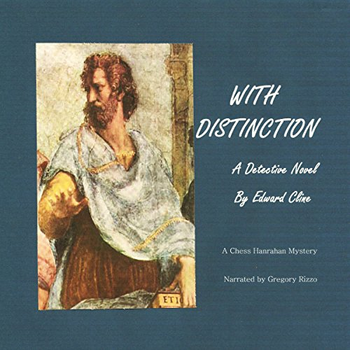With Distinction audiobook cover art