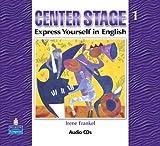 Center Stage 1 Audio CDs