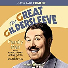 The Great Gildersleeve: Family Man