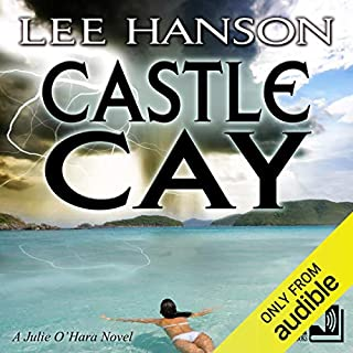 Castle Cay audiobook cover art