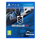Driveclub VR (PSVR)。